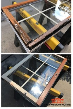 Wood Window Repair