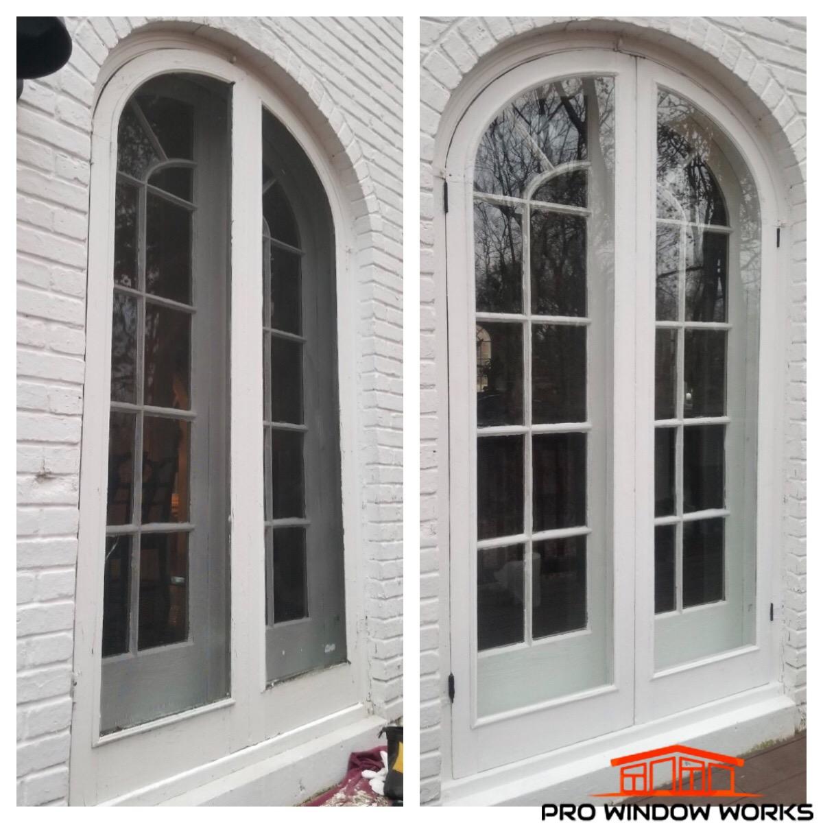 arch door repair