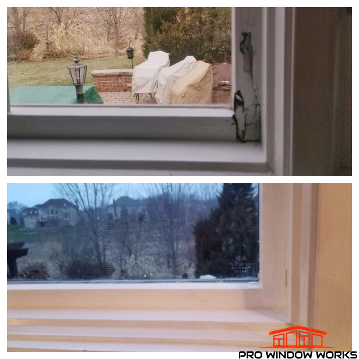 window sash restoration